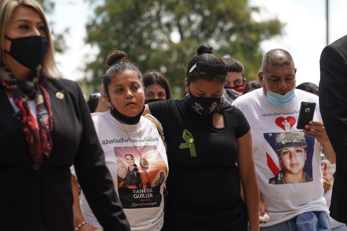 Juez en Texas no concede pedido de defensa para suprimir confesión de Cecily Aguilar, acusada por el asesinato de Vanessa Guillén en Fort Hood