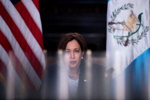 Kamala Harris advirtió a México y a Guatemala que está preocupada por la corrupción en esos países