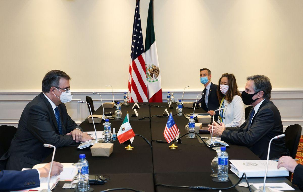 Los cancilleres latinoamericanos se reunieron con el secretario de Estado, Antony Blinken.