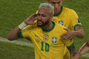 Imperdible: Neymar humilló a los futbolistas peruanos en la Copa América y Pelé no aguantó las ganas de elogiarlo