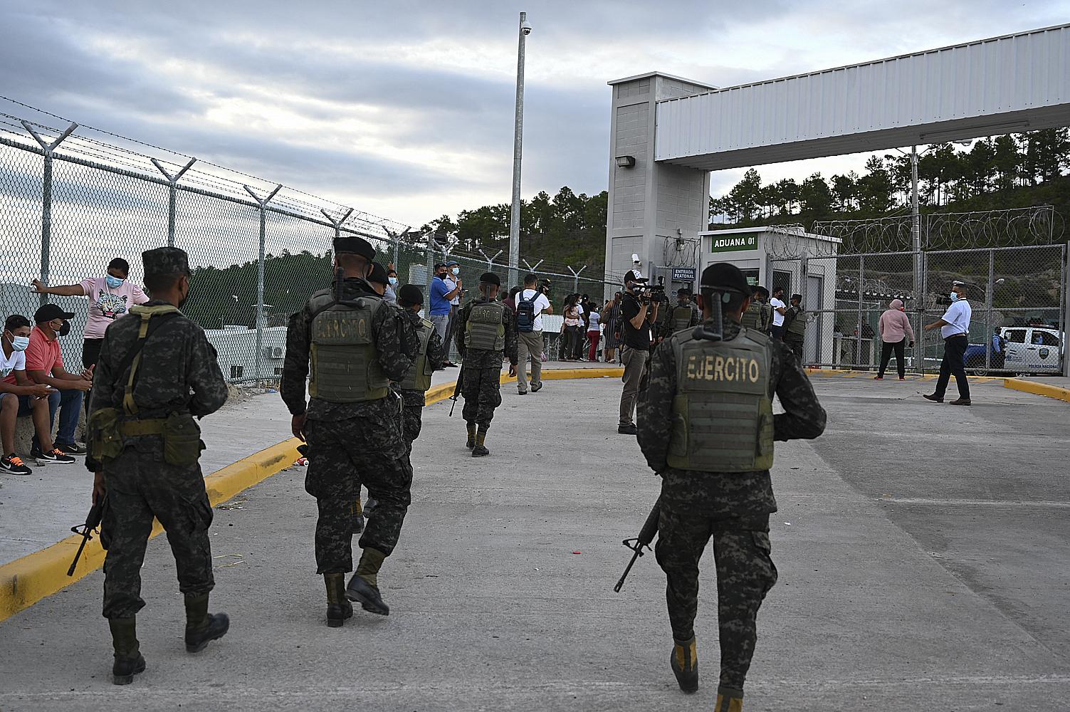 Honduras Jail