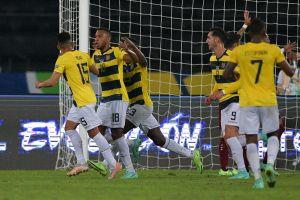 La Tricolor toma la delantera: Preciado anotó el gol de Ecuador vs. Venezuela