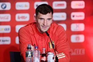 Polémica servida: Meunier considera que es más especial ganar la Eurocopa que el Mundial