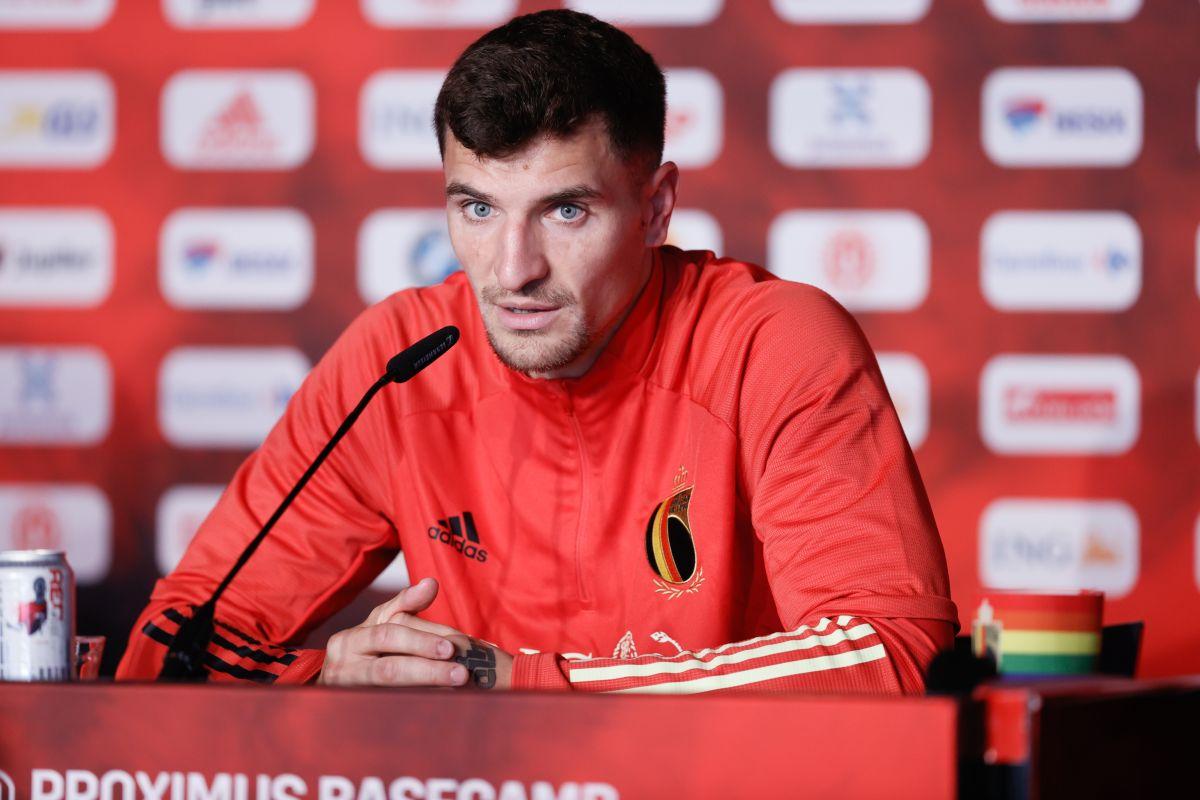Las declaraciones fueron expresadas luego de que Bélgica certificara su pase a los octavos de final de la Eurocopa 2020.