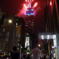 Habrá un gran espectáculo de fuegos artificiales el 4 de Julio en la ciudad de Nueva York