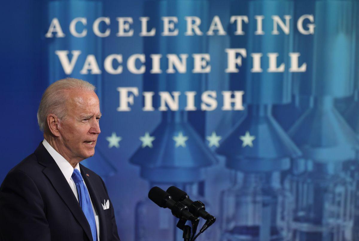 Estados Unidos enviará 55 millones de vacunas contra COVID-19 a otros países; 14 millones a Latinoamérica