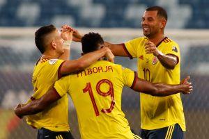 Colombia arrancó con el pie derecho en la Copa América tras derrotar a Ecuador