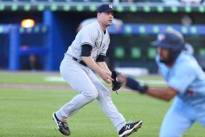 Los Yankees logran insólito triple play... y tal vez no fue su mejor jugada defensiva del juego contra Toronto