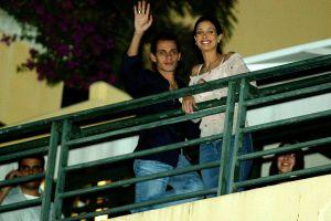 Marc Anthony y Dayanara Torres se juntan por sus hijos, pero en Instagram no se siguen