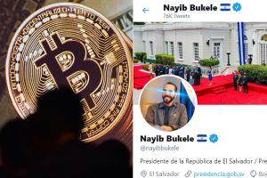 Qué significa que El Salvador autorice bitcoin como moneda regular tras impulso de Nayib Bukele
