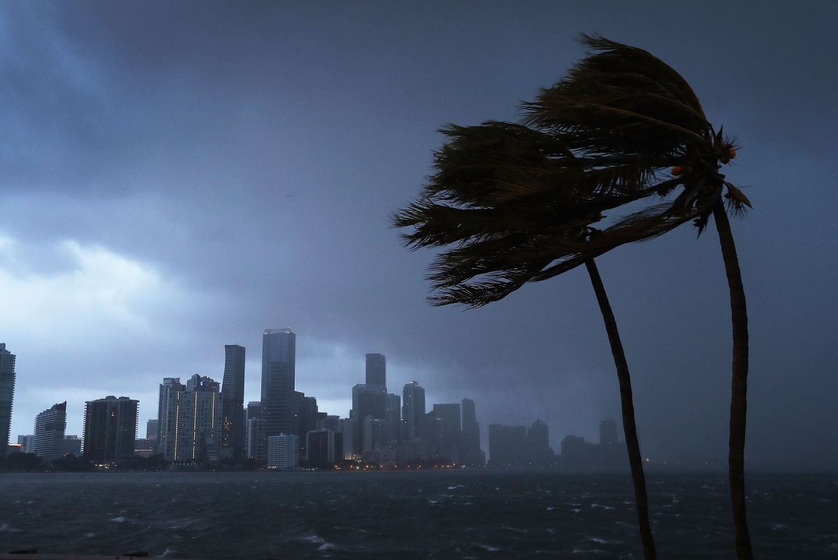 La temporada de huracanes ya comenzó.