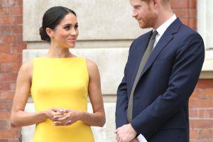 El príncipe Harry informó a la reina de su intención de llamar a su hija Lilibet