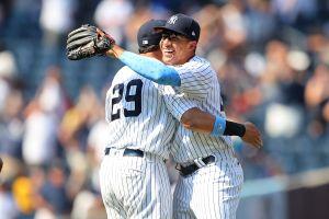 Video: colombiano Gio Urshela inició histórico triple play para darle el triunfo a los Yankees