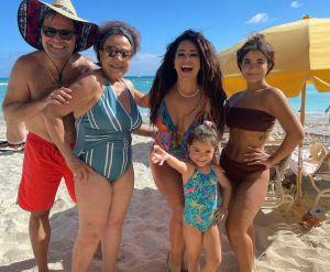Carolina Sandoval: Su esposo, Nick, reveló por qué no lo vemos tanto junto a su familia en Hawaii