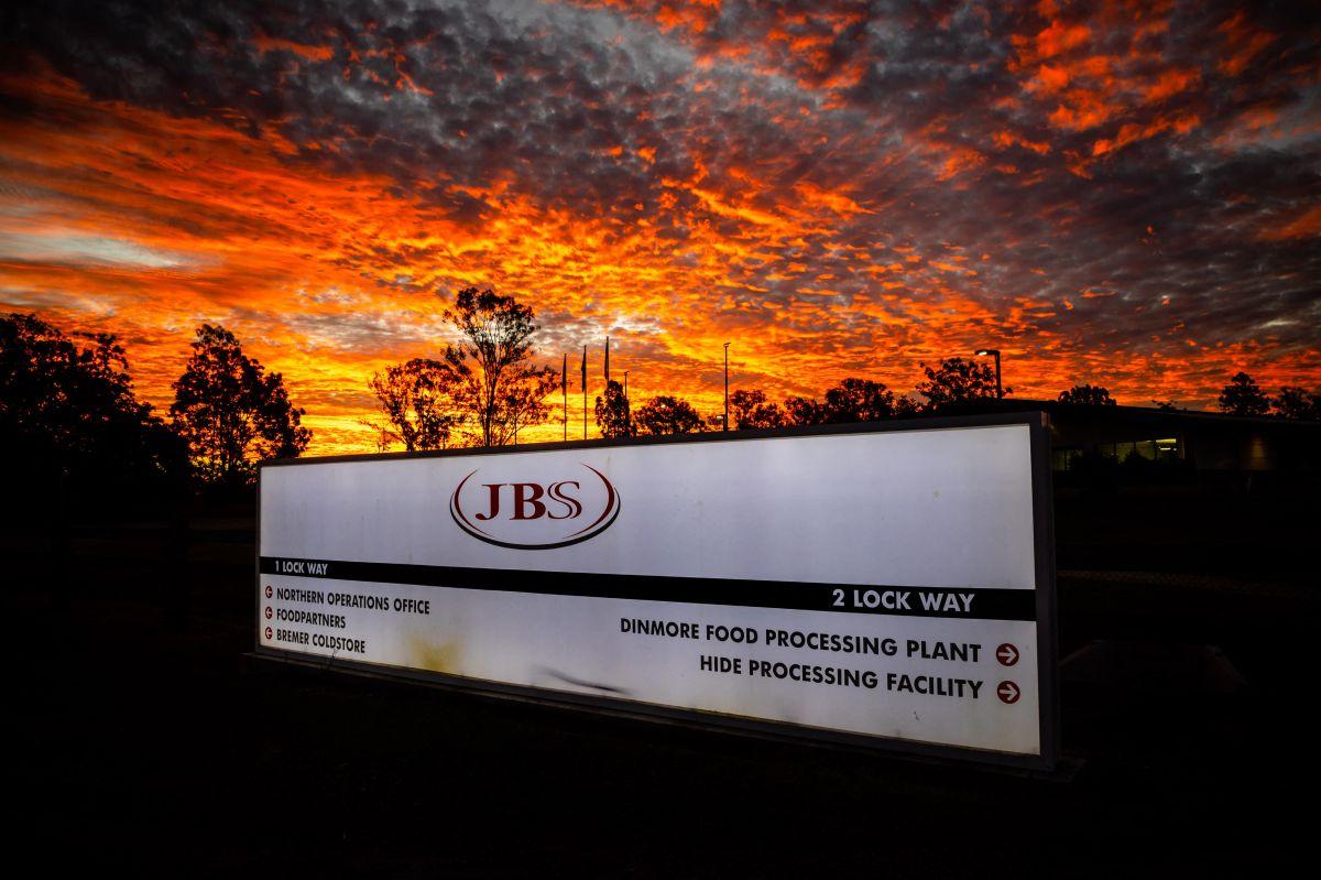 JBS controla alrededor del 20% de la capacidad de sacrificio de ganado vacuno y porcino de EE. UU.