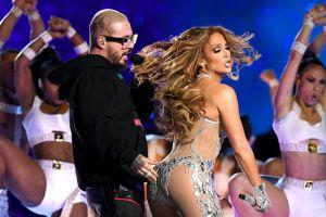 J Balvin recuerda en Instagram cuando le tocó el trasero a Jennifer Lopez