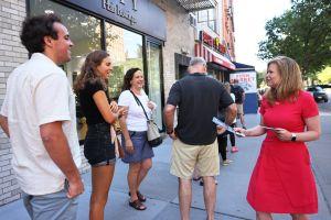 García y Yang salen a hacer campaña juntos: posible alianza hacia la Alcaldía de Nueva York