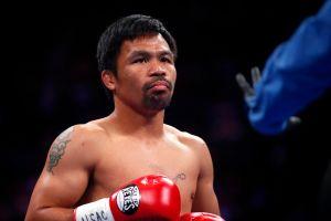 La pelea Pacquiao vs. Spence Jr. corre peligro tras una demanda sobre el filipino