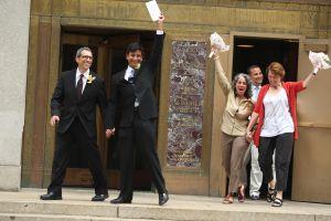 Celebran 10 años del Matrimonio Igualitario en Nueva York con nueva Ley de Reconocimiento de Género
