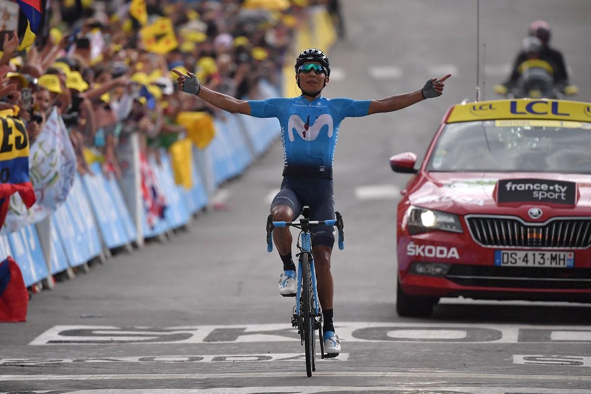Nairo Quintana y Rigo Urán comandan a los seis colombianos que estarán en el Tour de Francia 2021
