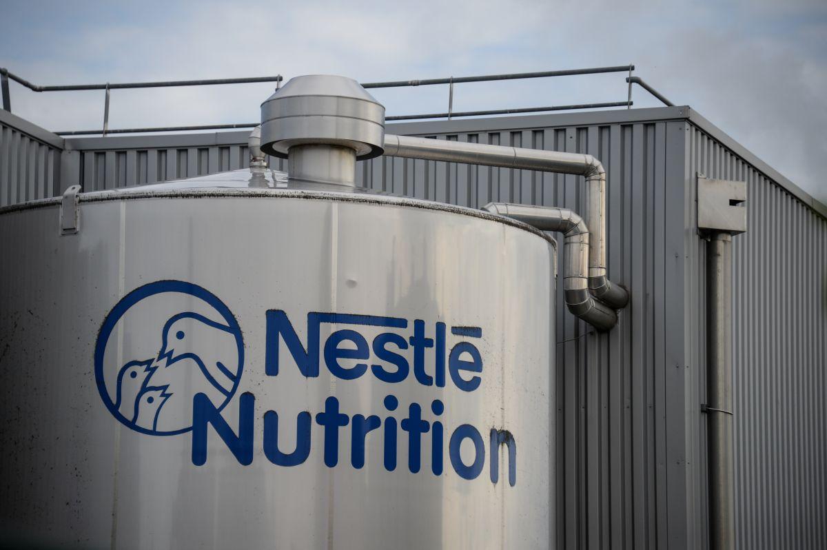 Nestlé comunicó que están trabajando en un proyecto para actualizar su estrategia de nutrición y salud.