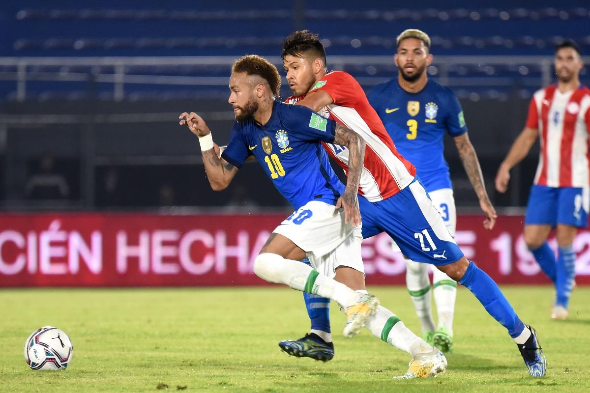Está imparable: Neymar volvió a sacar diferencias y tiene un inicio histórico en las Eliminatorias