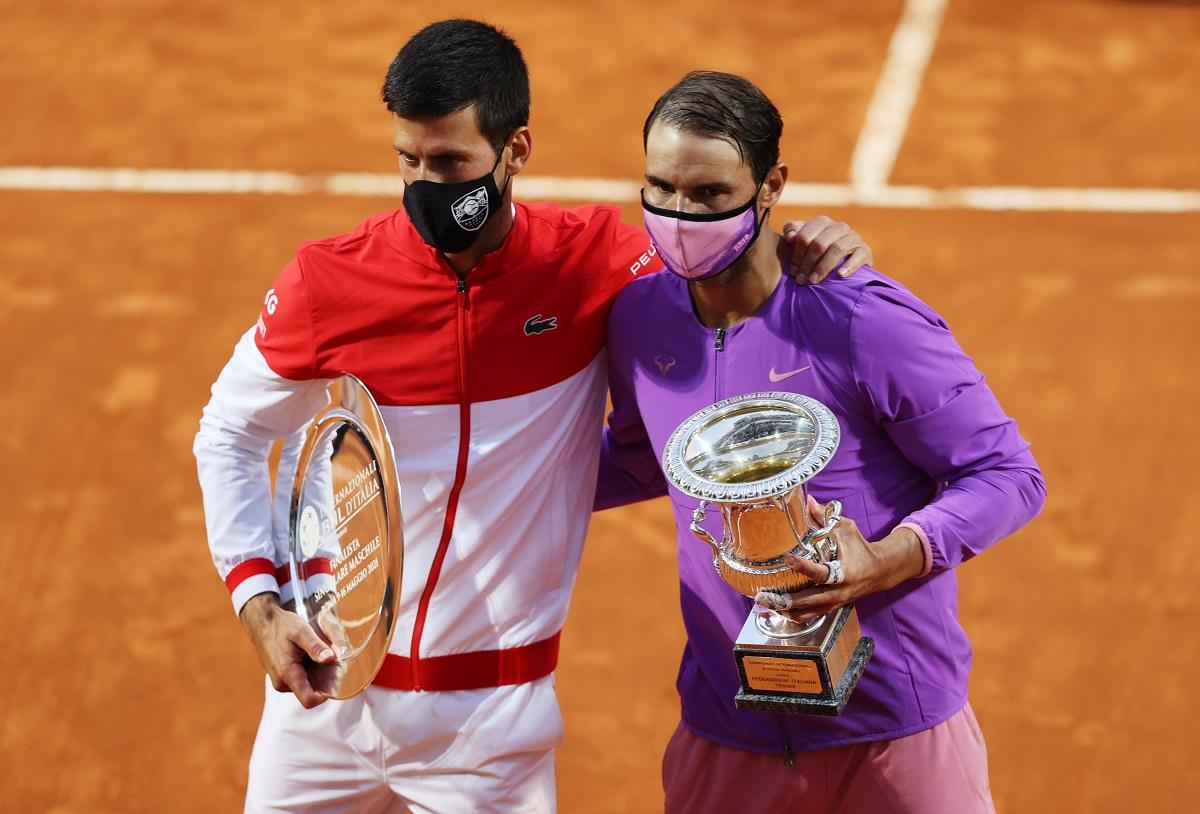 Nadal vs. Djokovic en semis de Roland Garros: el cara a cara más repetido en la era abierta del tenis
