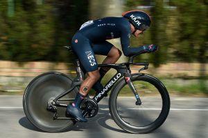 Richard Carapaz, Geraint Thomas y Castroviejo están en el ambicioso Ineos del Tour de Francia