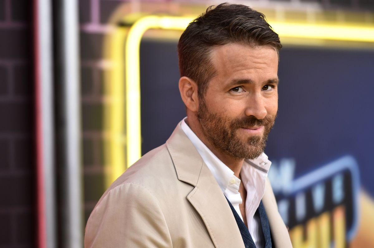 """""""La Vasectomía"""", el trago que inventó Ryan Reynolds para celebrar el Día del Padre"""
