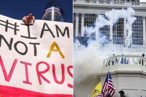 Las 4 acciones de la Administración Biden contra el terrorismo doméstico