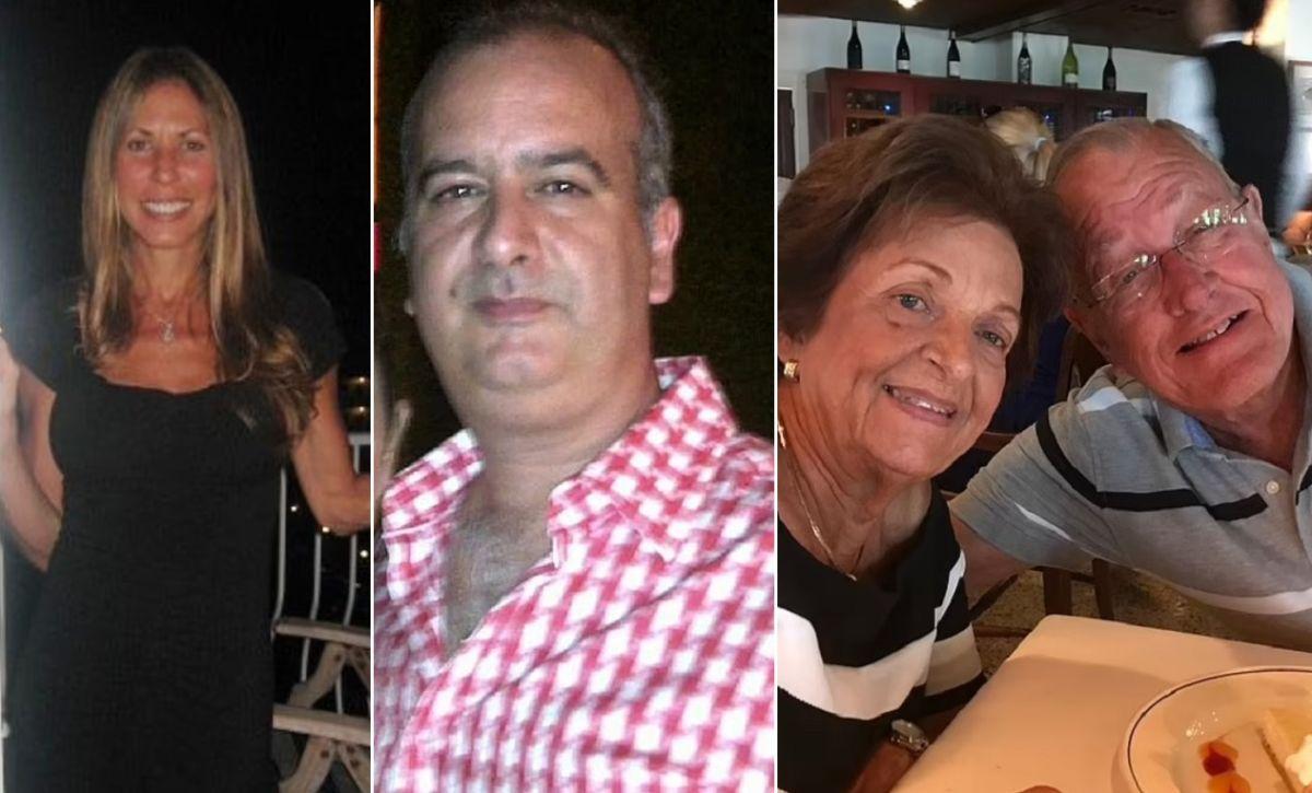Los cuerpos de Stacie Fang, Manuel LaFont, Gladys y Lozano fueron identificados. La identidad de la quinta víctima no ha sido confirmada.