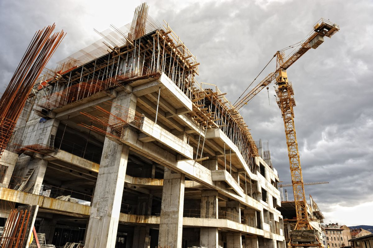 El fantástico video que muestra cómo se pudo construir un edificio de 10 pisos en tan solo 29 horas