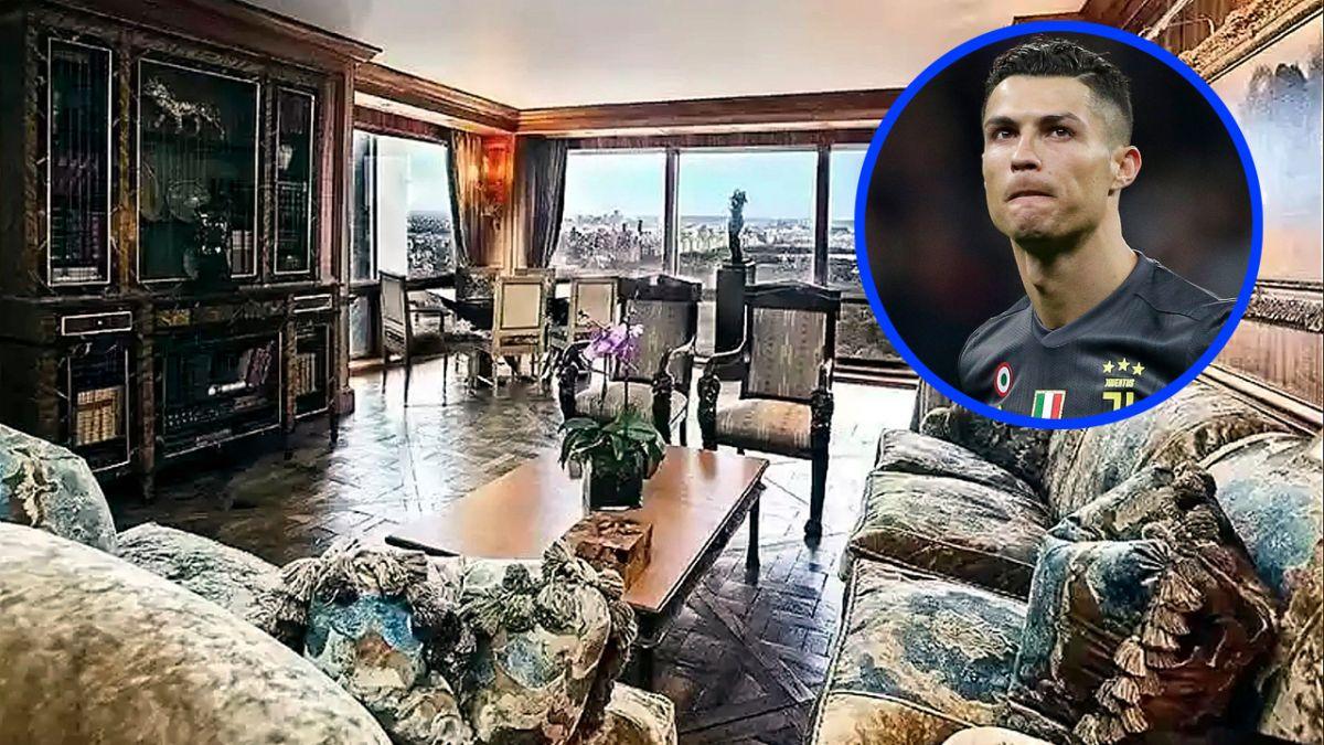Cristiano Ronaldo lleva ya algún tiempo tratando de deshacerse de su hogar en la Trump Tower, pero no lo ha logrado.