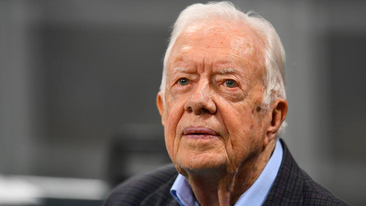 Expresidente Jimmy Carter vive en una casa de $167,000 y compra su ropa en Dollar General