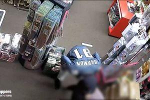 NYPD busca a pervertido que atacó a mujer dentro de una tienda en Brooklyn
