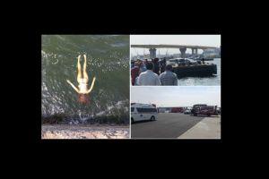 """Rescatan el cuerpo de una """"mujer"""" que flotaba en el mar de Japón; era una muñeca sexual"""