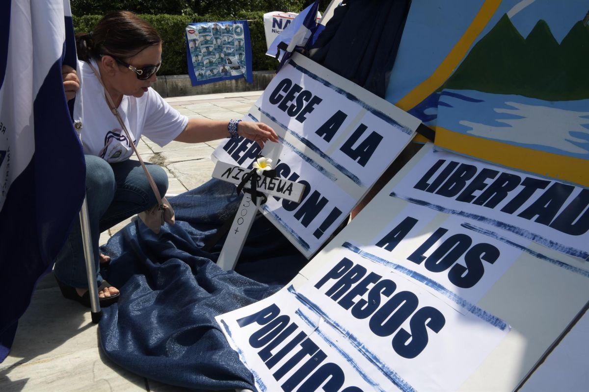 """Estados Unidos se declara """"alarmado"""" por la situación en Nicaragua"""