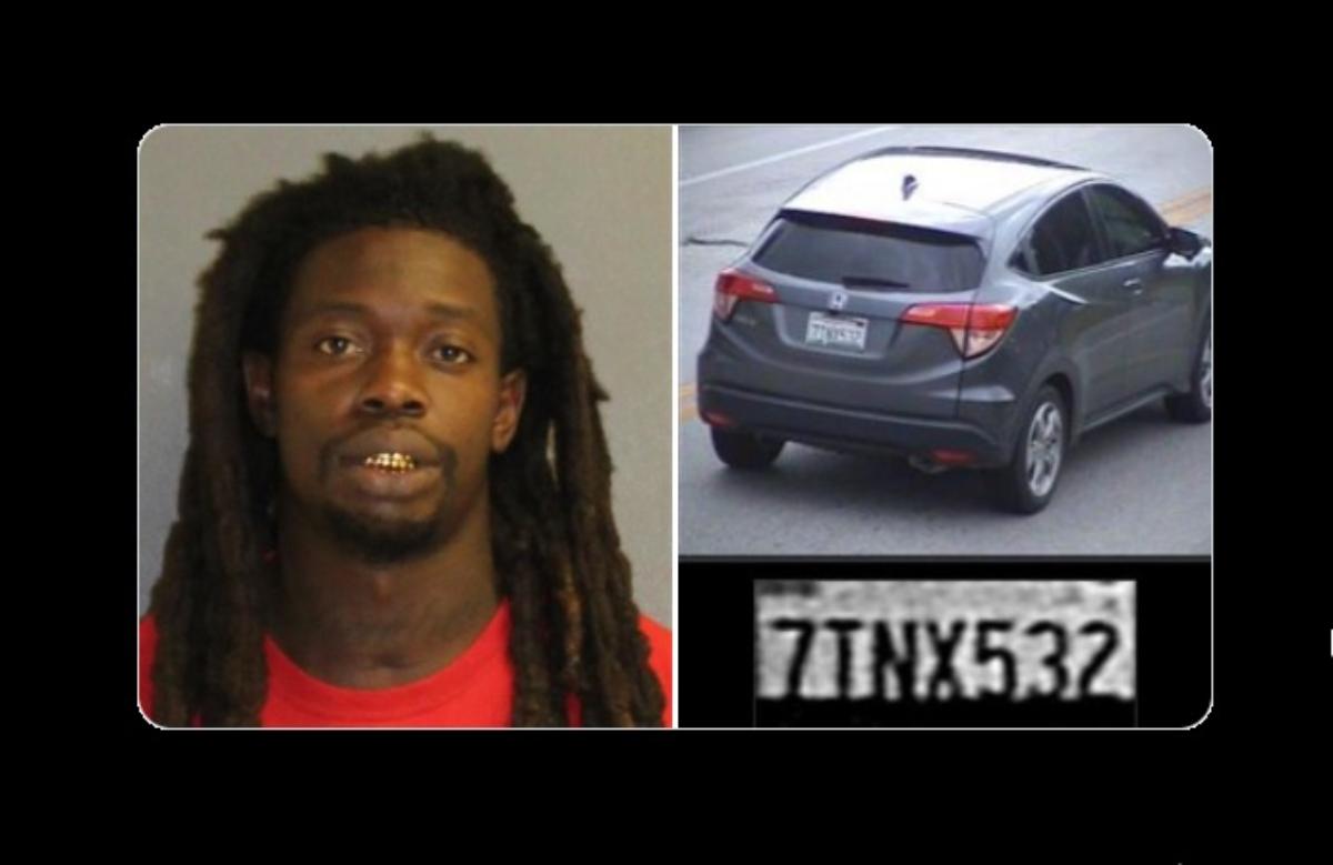 Video: Hombre dispara a agente, Policía de Florida ofrece recompensa por el agresor
