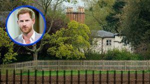 Así es la casa, cerca de la Reina Isabel II, donde se hospedará Harry en su vuelta al Reino Unido
