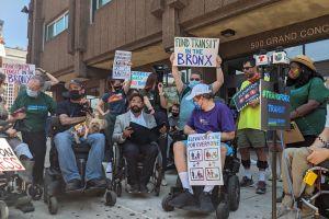 Demandan en Nueva York fondos especiales al Congreso para que el Subway sea más accesible a discapacitados y no aumenten la MetroCard