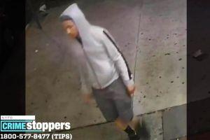 Video captó asalto brutal en calle de El Bronx; víctima quedó con fractura cerebral