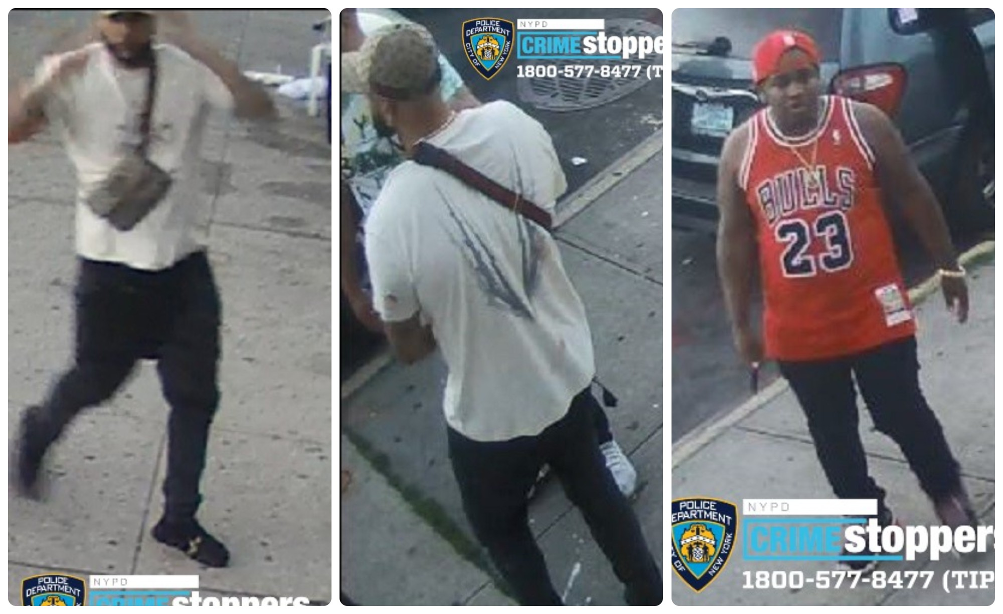 Suspect knife attack in Queens