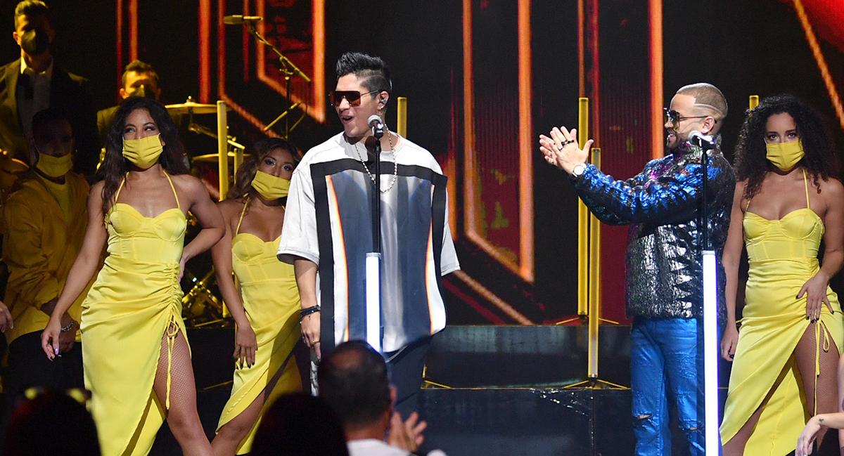 Chyno y Nacho en 'Premios Juventud'.