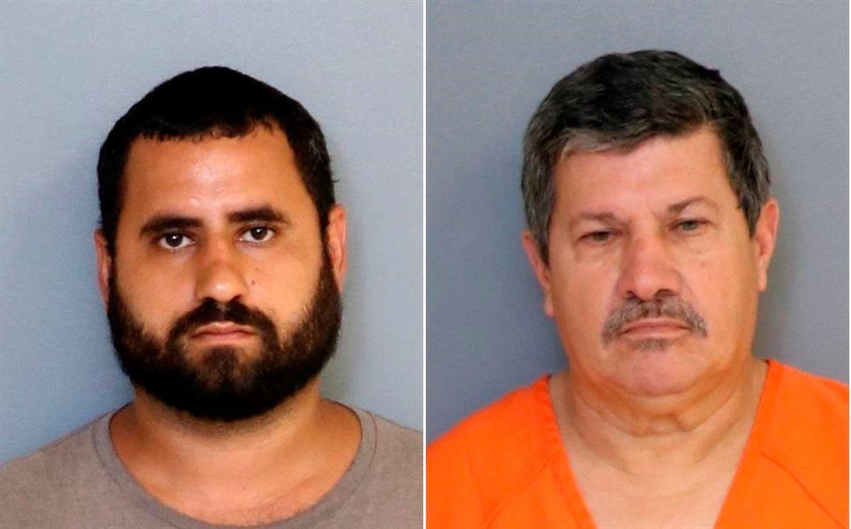 Padre e hijo hispanos presos de por vida en Florida por asesinato de esposa del primero