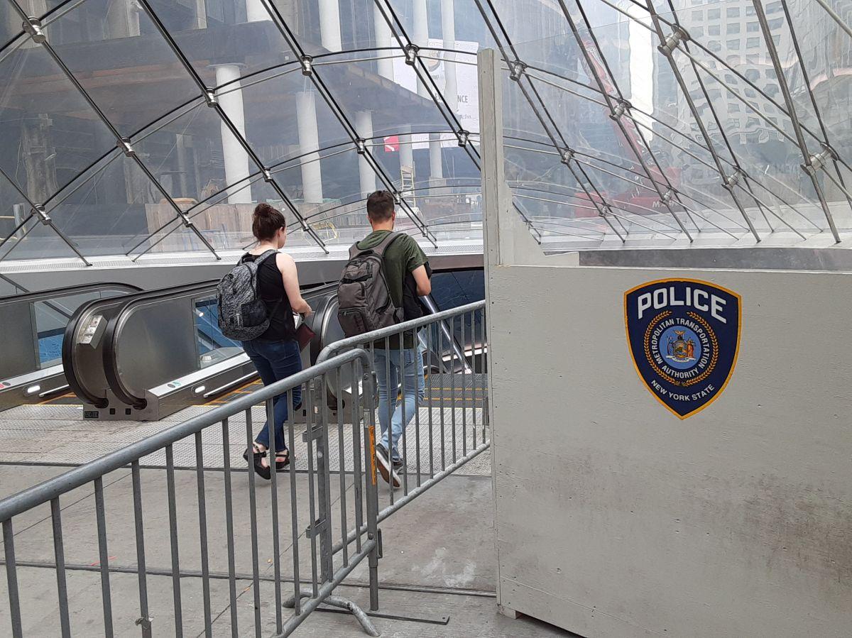 40% más asaltos en el Metro de Nueva York, aunque otros crímenes han bajado este año