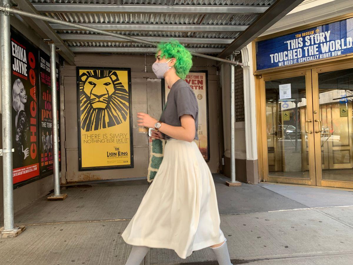 Ordenan que actores y personal de Broadway se vacunen para volver a escena