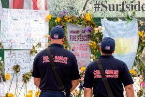 Hallan cuerpos de 3 familiares de primera dama paraguaya en edificio derrumbado en Florida
