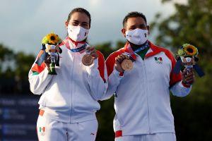 Tokio: México gana en los Juegos Olímpicos la primera medalla de América Latina
