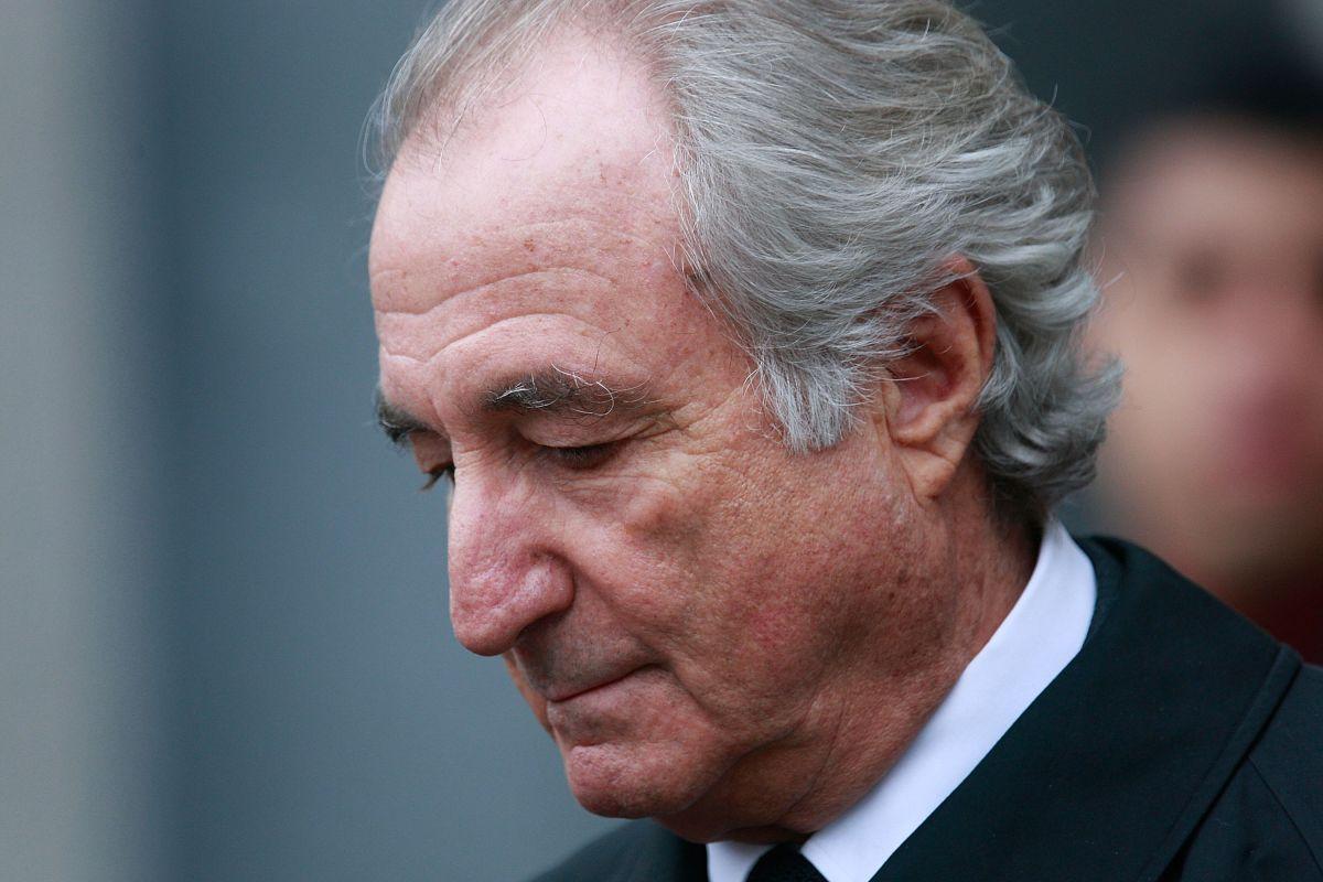 Bernard Madoff terminó con los ahorros de toda la vida de mucas personas.