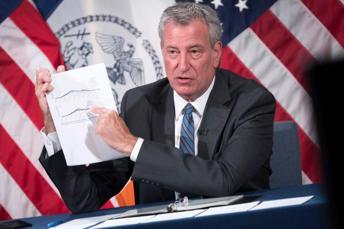 La orden del Alcalde de la Ciudad de Nueva York entrará en vigor a partir del próximo 13 de septiembre.